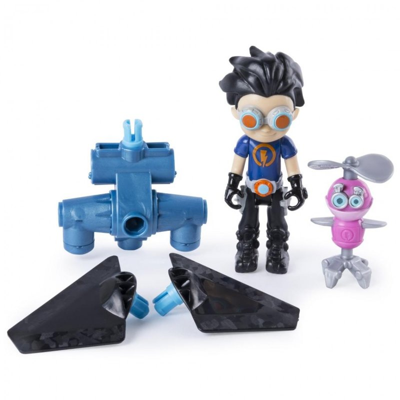Set de joaca Rusty si Whirly Rusty Rivets Build Me